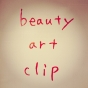 beauty art clip